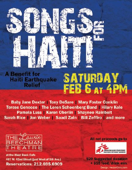 Haiti_Songs for