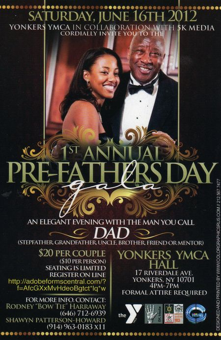 YT-until June 16th-OFFICAL 1st Annual Pre-Father's Day